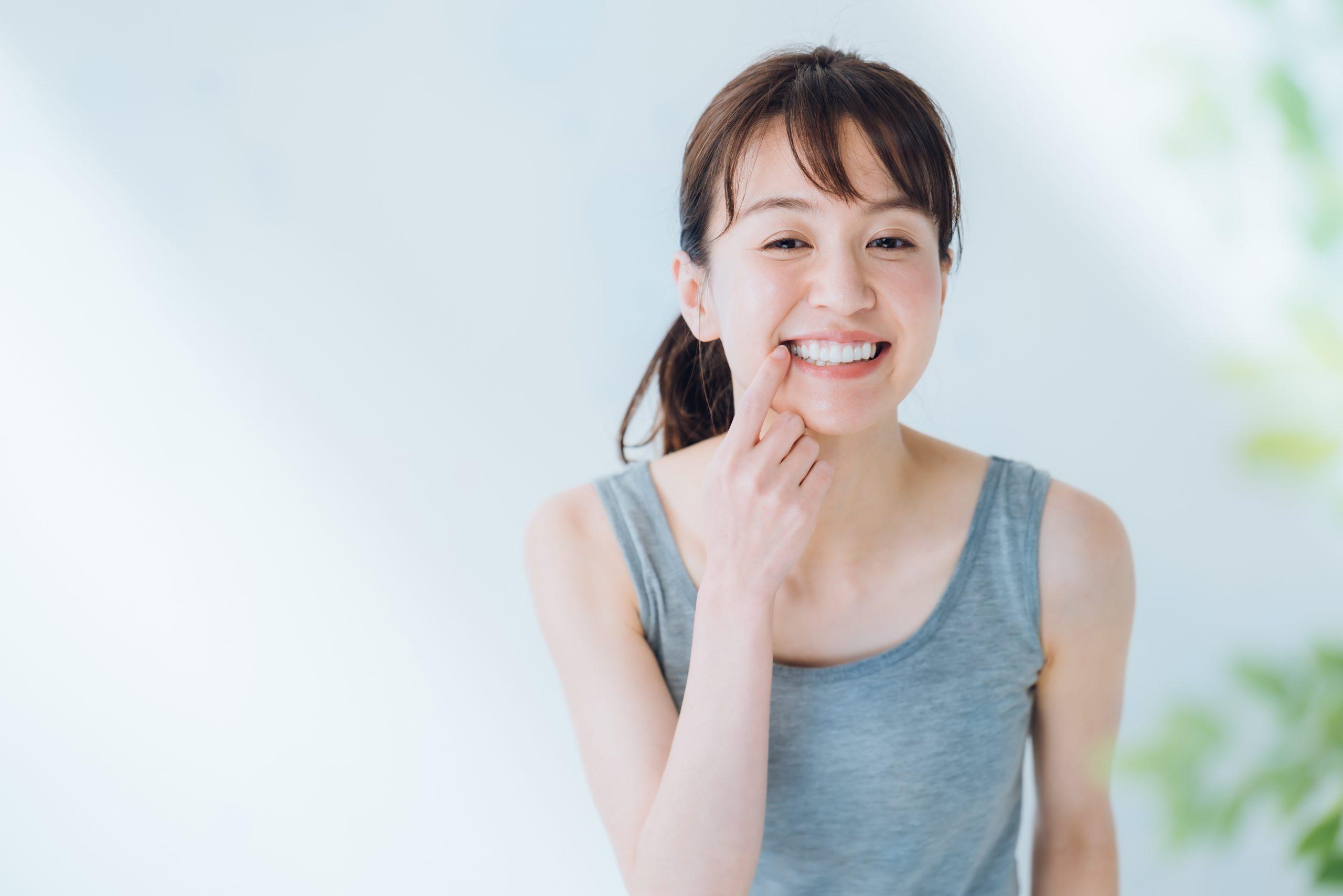 マウスピース矯正 欠損歯
